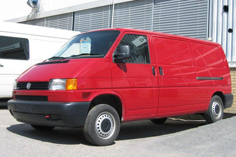 volkswagen transporter - multivan t4 2.5 tdi r5 vp 88pk | chiptuning