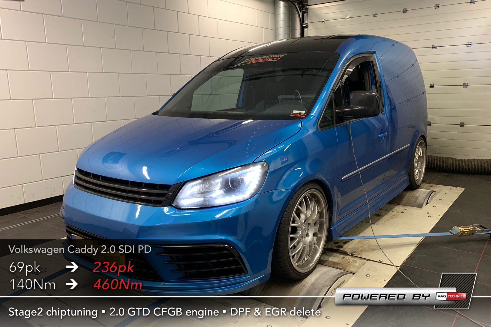 volkswagen caddy 2k facelift 2 0 tdi cr 170pk chiptuning. Black Bedroom Furniture Sets. Home Design Ideas