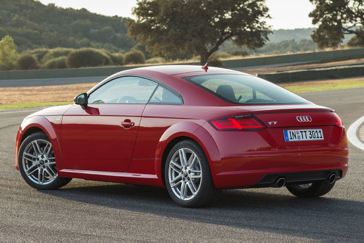 audi tt fv 2 0 tsi 230pk chiptuning 30 korting. Black Bedroom Furniture Sets. Home Design Ideas