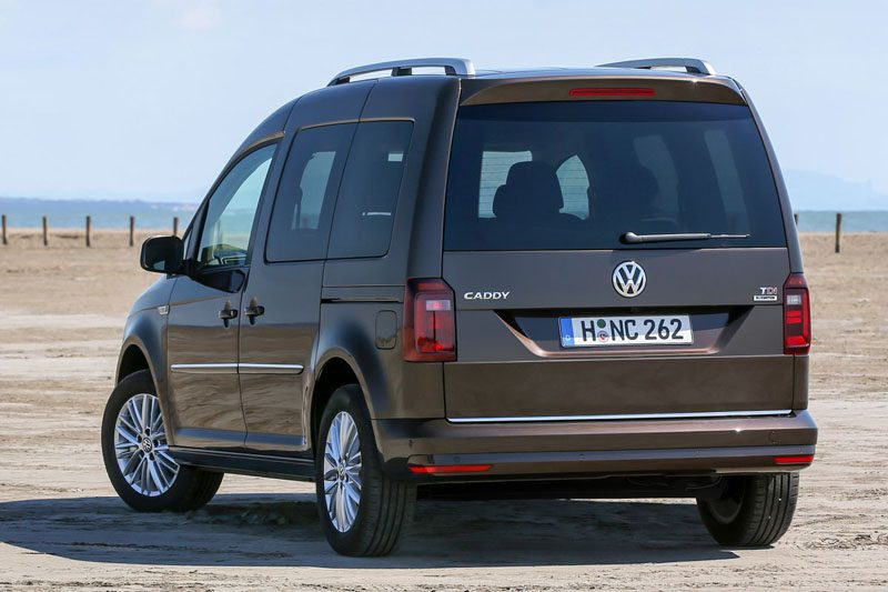 volkswagen caddy 2k facelift2 1 6 tdi cr 102pk. Black Bedroom Furniture Sets. Home Design Ideas